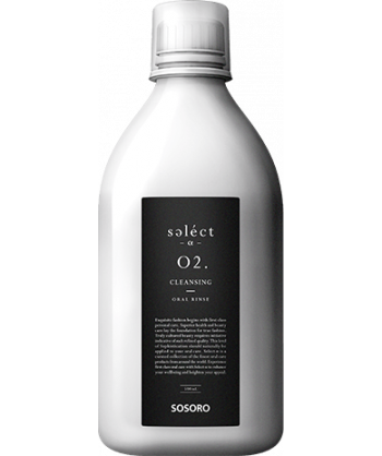 select 02 ソーソーロ オーラルリンス